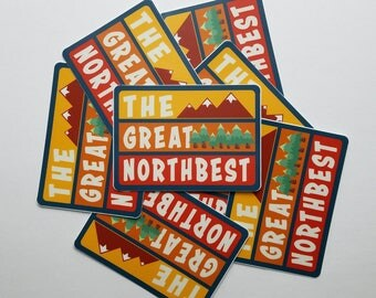 The Great NorthBest Badge