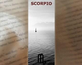 Scorpio Bookmark