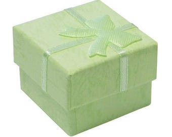 For ring jewelry case - Green
