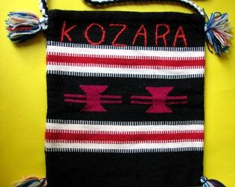 Kilim Balkan Bosnia Hand Made Bag