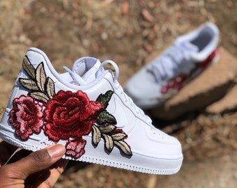 Air force 1 customs