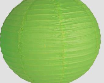 Lantern ball Japanese rice paper high quality