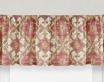 Kitchen valance | Etsy