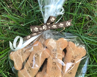 Personalized Dog Treats (12-15)