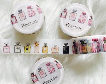 Washi tape perfume masking tape adhesive tape masking tape of Planner scrapbooking