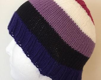 Genderfluid Pride Beanie Hat