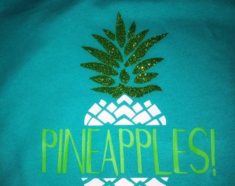 PINEAPPLES 80 Day Obsession Tank