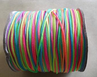 multicolor 1.5 nylon thread