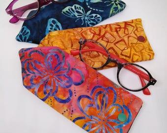 Handmade glasses case