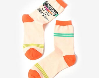 Men novelty funny quirky unique socks for dad husband boyfriend brother