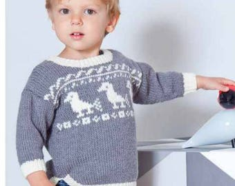 100% baby cotton sweater