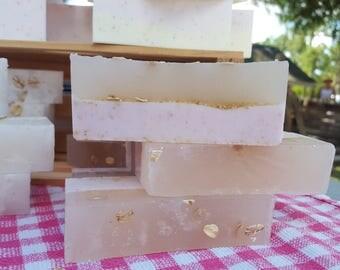 Tokoyo Gold luxurious handmade soaps