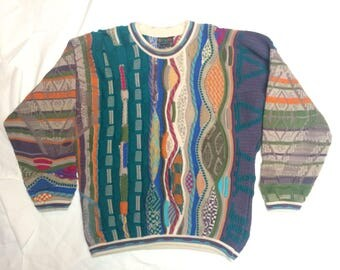 Vintage wool coogi sweater