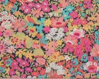 "A meter - 100cm x 135cm Liberty of London fabric - ""Thorpe""."