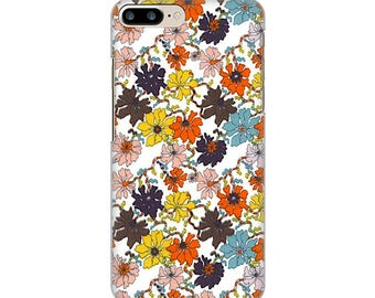 IPhone case 7 + 7 Sea Petals B Liberty iPhone case