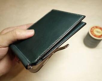 Steven W. Leather - Money Clip Wallet