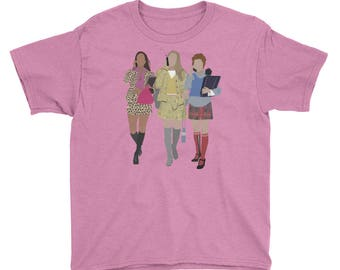 Clueless - Youth Short Sleeve T-Shirt