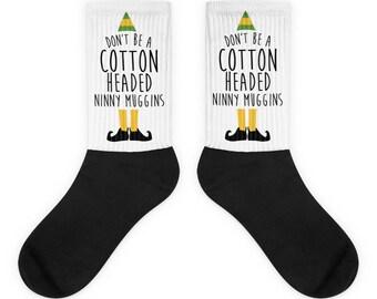 Cotton Headed Ninny Muggins Socks