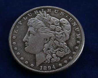 cc 1890, 1878cc, 1879, 1889cc, 1893s, 1894,  USA Morgan Dollar COIN COPY