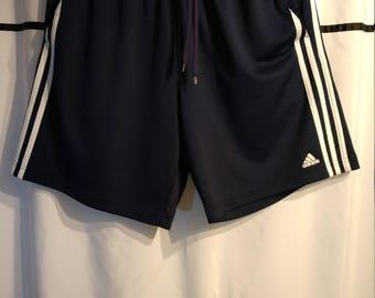 Classic Adidas Running/Jogging Shorts (M)