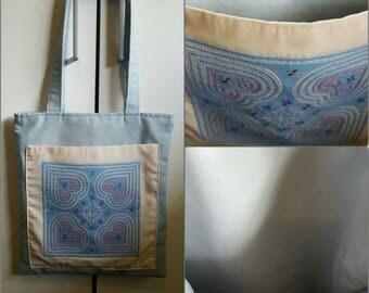 Tote bag (Hmong) handmade