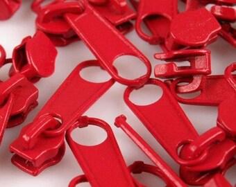 slider mesh red 3 mm