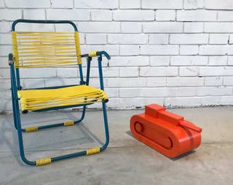 Child seat cordoned