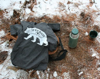 Conserve and Protect (Bear) Tee