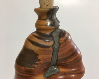 Wood Fired Flask