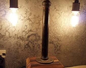 Steam Punk Desk Lamp