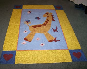 Baby Quilts and Wall Hangings, Childrens Quilts &Wall Hangings, Boys Quilts and Wall Hangings