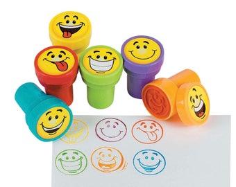 Emoji Stampers / Pack of 6 units