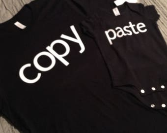 Copy and Paste Adult and Baby Combo.