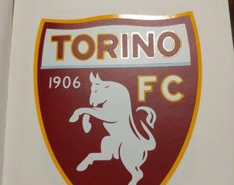 Torino logo Vinyl Sticker