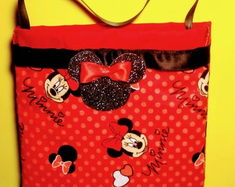 6 Minni Mouse inspired Treat Bags