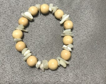 Cute casual beaded bracelet