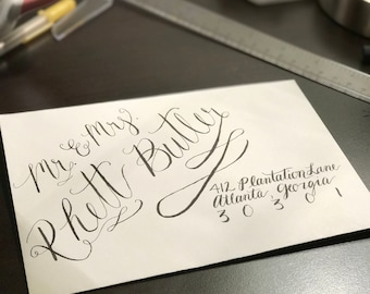 Envelope Addressing -