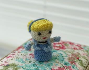 Crocheted Princess Cinderella