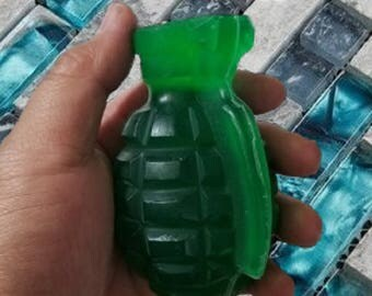 Frag_Out Bar Soap Mk 2 Green Unscented
