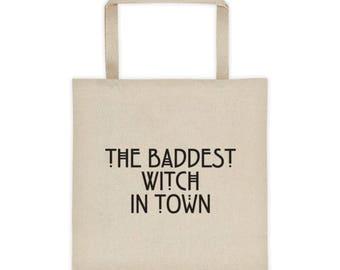 You Proud Bad Witch! Tote bag