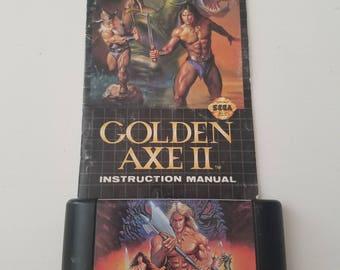 Golden axe 2 Sega genesis