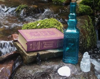 Blessed Rocky Mountain Lunar Water-Ritual water-Full Moon Water
