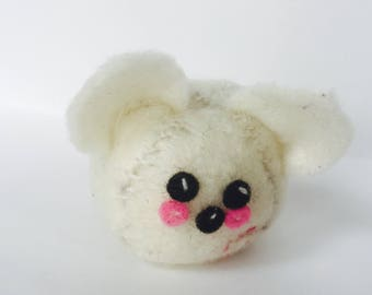 Felt Friends Arctic Fox