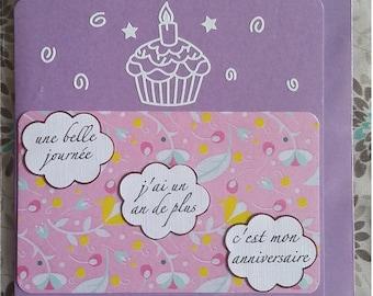 Birthday - Happy birthday card