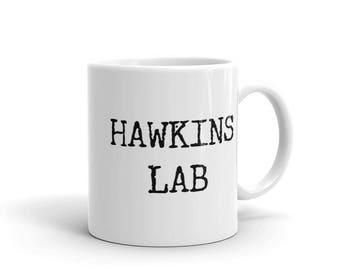Hawkins Lab Coffee Mug