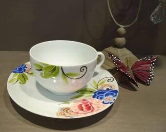Mug, Art Deco inspired