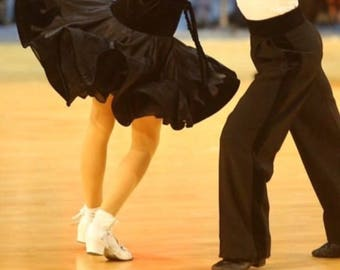 Ballroom dance dress for Latina program