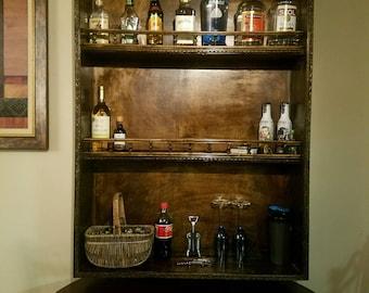 Whiskey & Wine rack