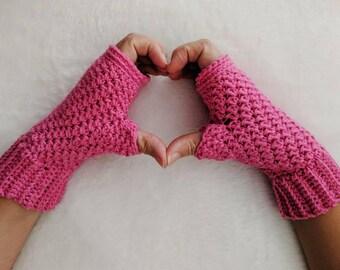 Light fingerless gloves, mittens, lightweight, crochet gloves, light gloves, handmade gloves, fingerless mittens
