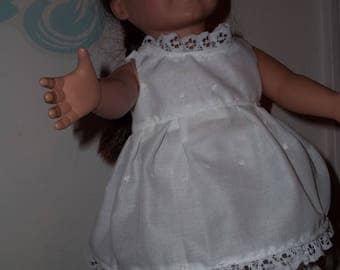"18"" doll Slip and 2 pair Panties 367E"